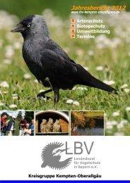 Wir helfen unserer Natur - LBV-Kempten-Oberallgaeu