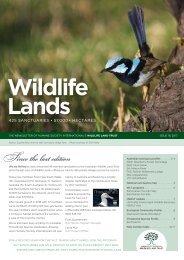 Wildlife Lands