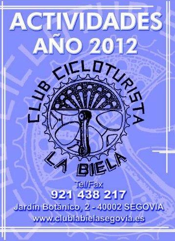 libro en pdf. - Club La Biela Segovia