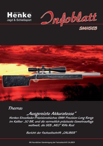 Henke-Infoblatt: SMH Long Range