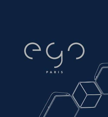 EGO Paris Outdoor catalogue 2017