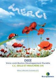 C.C. SEILLE ET MAUCHÈRE (54) - Communauté de Communes de ...