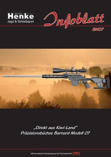 Henke-Infoblatt: Barnard Modell 07