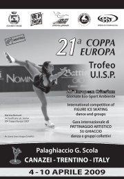 TRENTINO - ITALY 4 - 10 APRILE 2009