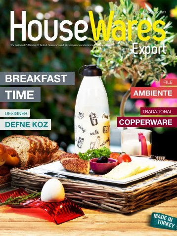 HouseWares Export Sayı 2