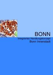 Integriertes Handlungskonzept Bonn-Innenstadt mit ...