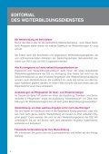 Weiterbildungshandbuch der DG 2012-2013 - DG Bildungsserver - Seite 4