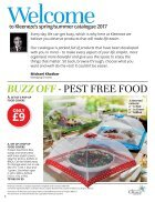 Kleeneze Main Book – Spring/Summer Issue 1 2017 UK - Page 2