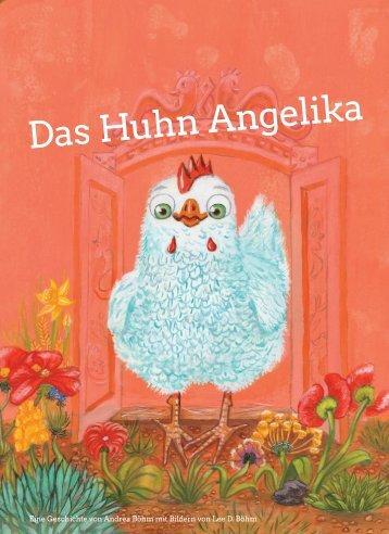 Das Huhn Angelika – Leseprobe