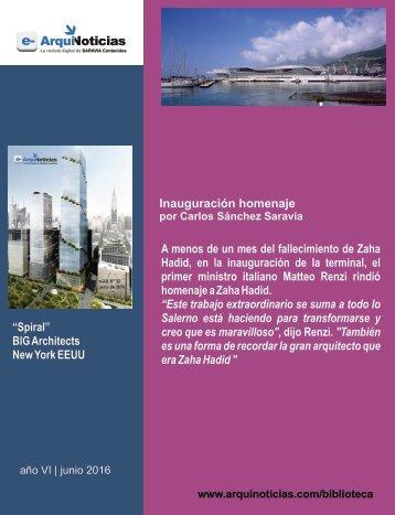 e-An N° 32 nota N° 9 Inauguración homenaje por Carlos Sánchez Saravia