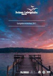 Gastgeberverzeichnis Bodman-Ludwigshafen 2017