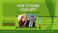 App Name Mastery Guide - how to choose app name