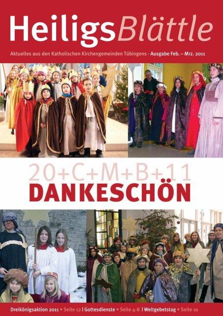 Berichte und Termine aus den Gemeinden - Katholische ...