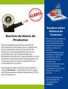 Boletín Informativo Pro Consumidor - Page 5