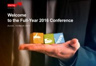 to the Full-Year 2016 Conference