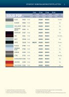 Leyendecker - Mineralwerkstoff Preisliste - Page 7
