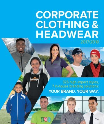 2017 Clothing and Headwear Catalogue-MED
