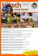 Arosa Dienstag 28. März, Halbtagesauflug Flyer Rückseite bis Juni 2017 - Page 2