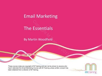 email marketing notes (2) (2)