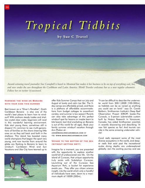 American World traveler Spring 2017 Issue