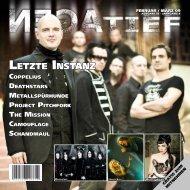 the mission - NEGAtief