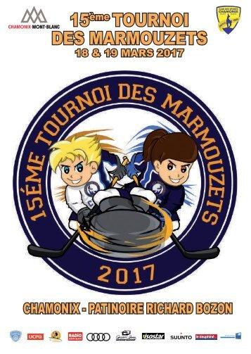 15eme Tournoi Des Marmouzets 2017