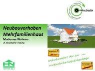 Baubeschreibung Bergstraße 4, 92318 Neumarkt-Pölling Allgemeines