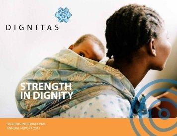 2011 Annual Report - Dignitas International