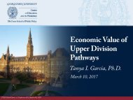 Upper Division Pathways