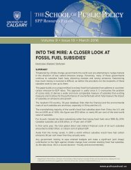 INTO THE MIRE A CLOSER LOOK AT FOSSIL FUEL SUBSIDIES