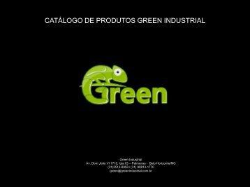 1 - 1 - CATALOGO DE PRODUTOS GREEN SP