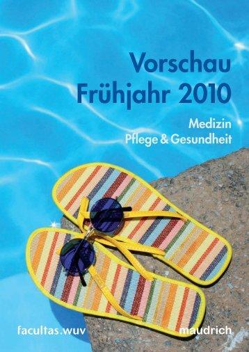 Lehrbuch - Wilhelm Maudrich KG, Wien
