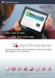 digiCOM web design - digiCOM IT-Solutions