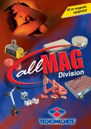 Permanent magnets - Allmag