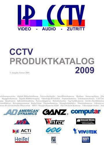 Megapixelkameras - IP CCTV GmbH