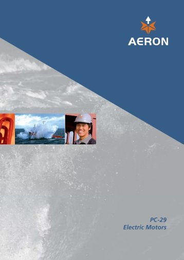 PC-29 Electric Motors - Aeron
