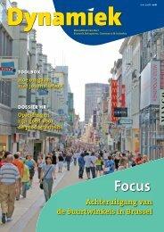 Focus Achteruitgang van de buurtwinkels in Brussel - BECI