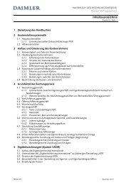 Handbuch Rechnungswesen für Daimler Vertragspartner