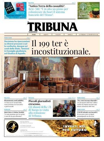 La Tribuna 11/03/2017