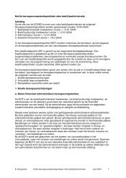 Notitie beroepscompetentieprofielen mbo ... - mbo economie