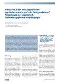 Psychotherapeutenjournal 2/2007 (.pdf) - Seite 5