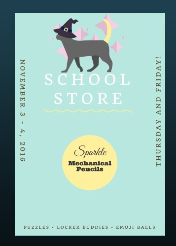 School Store Flyer;2 (1)