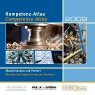Kompetenz-Atlas Competence Atlas - Katja Krause