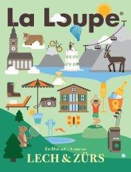 LA LOUPE Lech Zürs No. 2 - Summer Edition