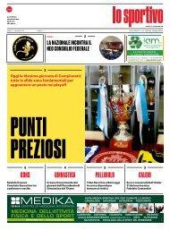 Lo Sportivo 11/03/2017