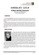 Kresley Cole - Serie Immortals After Dark 07 - El Beso del Rey Demonio - Page 2