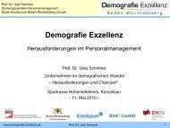 Präsentation Herr Professor Dr. Uwe Schirmer