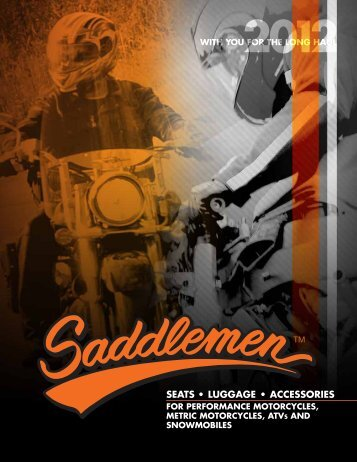 LUGGAGE - Saddlemen