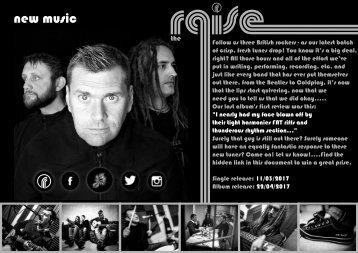 Press Release - The Raise