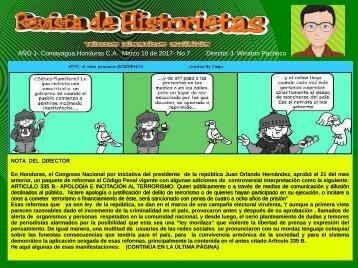 REVISTA DE HISTORIETAS No.7